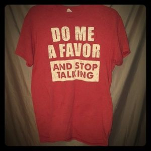 This is a guys t-shirt